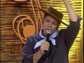 Joca Martins é um dos indicados ao Prêmio Açoriano de Música, na categoria disco regional - Confira a apresentação do músico no programa Galpão Crioulo