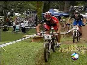 Desafio Integração de Mountain Bike em Araxá - Confira as emoções do terceiro bloco da transmissão. Este evento faz parte da Primeira etapa da Copa Internacional de Mountain Bike