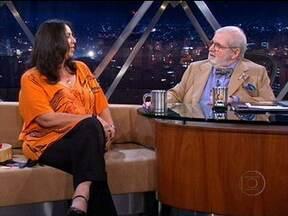 Isabel Medeiros fala sobre o Xamanismo - E é xamã e toca o tambor para levar o ritmo da terra ao nosso coração