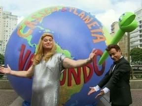 Casseta & Planeta Vai Fundo – Programa do dia 30/03/2012, na íntegra - A galera do Casseta & Planeta Vai Fundo quando o assunto é celebridade e prova que os famosos são pessoas comuns