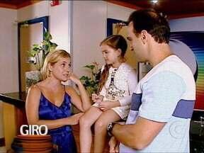 Giro: Adriana Esteves elogia Mel Maia, no Fantástico - Fique por dentro do que os famosos falaram na TV