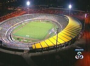 Estádio Vivaldo Lima fez aniversário - No dia 05 de abril, o estádio Vivaldo Lima, que foi demolido e dará lugar à Arena da Amazônia, completaria 42 anos.