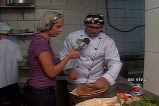 Confira uma deliciosa receita para o pescado para a Semana Santa - Denise Delmiro vai à uma cozinha e mostra como fazer uma gostosa receita de pescado.