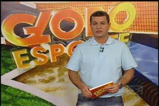Globo Esporte MA 24-04-2012 - O Globo Esporte desta terça-feira destacou o desafio entre Sampaio e Flamengo no futebol de areia e a possibilidade de nova interdição no Nhozinho Santos