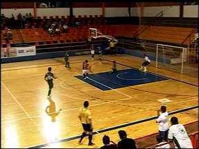 Patense é o primeiro time a chegar na final da Copa Integração de Futsal - Partida contra Patrocinense foi para prorrogação e time leva a melhor com placar de 3 a 1