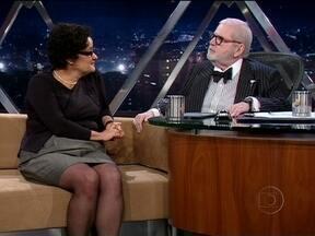Jô entrevista Ina Gracindo - Ela é chef cordon vert, comissária da British Airways há mais de 30 anos