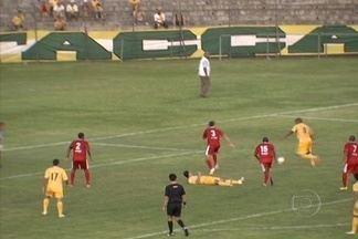 Globo Esporte DF: Gama e Brasiliense fora das semifinais do Candangão - Equipes mais tradicionais do DF decepcionam no segundo turno e vão assistir as semifinais de casa