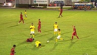 Primavera vence o Brasil Central na segundona do estadual - Na Série B do Mato-grossense de futebol em Primavera do Leste, o Primavera vence Brasil Central.