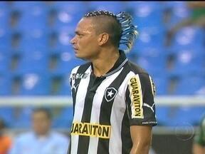 Botafogo pode ter o desfalque de Fábio Ferreira contra o Coritiba - Zagueiro que jogou as últimas 43 partidas, sente dores musculares e pode não atuar contra o Coxa.