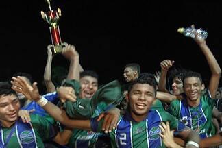 Macau é campeão da Copa Maranhão Sub-17 - Com o título, Macau será o representante maranhense na Copa 2 de Julho
