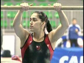 Estrelas da ginástica brasileira competem em Toledo - Em plena preparação para as Olimpíadas, atletas disputam o Troféu Brasil