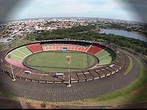 Estádio João Havelange, em Uberlândia, completa 30 anos neste domingo - Veja alguns momentos do Parque do Sabiá