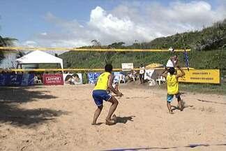 Pablo e Marquinhos são campeões da segunda etapa do Maranhense de Vôlei de Praia - Jogos foram disputados na praia de São Marcos