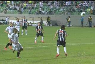 Confira os principais lances de Atlético-MG x Corinthians - Em jogo válido pela segunda rodada do Campeonato Brasileiro, o Atlético-MG sofreu, mas, na raça, bateu o Corinthians por 1 a 0, com gol de Danilinho.