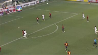 Sport empata por 0 a 0 com Santos - Leão jogou com o Peixe na Vila Belmiro