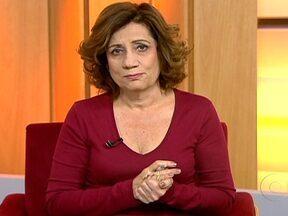Miriam Leitão comenta crise imobiliária na Espanha - Miriam explica que o país vive o 'estouro da bolha'. A Espanha tinha pequenos bancos regionais. Muitos foram fechados e fundidos aos grandes bancos. Agora o Banco Central Europeu quer que esses bancos sejam capitalizados com capital próprio.