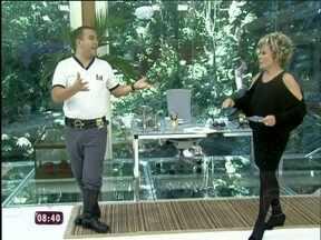 Bombeiro e comediante: histórias reais de Rafael Luz se transformam em stand up comedy - Ele é paulistano e atua como bombeiro e como comediante. Rafael Luz conta histórias engraçadas no Mais Você.