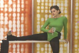Veja a descontração das meninas durante os ensaios da semana no Dança dos Famosos - Veja a descontração das meninas durante os ensaios da semana no Dança dos Famosos