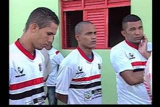 Santa Cruz de Santa Rita aposta em sucesso na 2º Divisão do Paraibano - Sob comando de Neto Maradona, time pretende lutar por vaga na 1º Divisão do próximo ano.