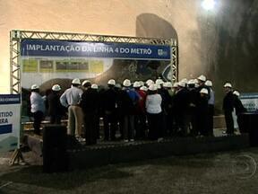 Comitê Olímpico Internacional cobra obras de instalações esportivas no Rio de Janeiro - A comitiva do COI disse que as obras de infra-estrutura na cidade vão bem. O que preocupa são as instalações esportivas. A chefe da comitiva citou o Parque Olímpico, na Barra, e o Complexo de Deodoro que vão receber 18 modalidades de jogos.
