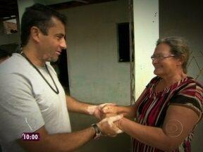 Equipe pernoita em Cabaceiras e conhece família muito religiosa - A viagem a Cabaceiras chega ao fim