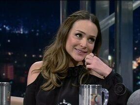 """Gabriela Duarte é """"A Garota do Adeus"""" na comédia romântica de Neil Simon - Gabriela é dirigida por Elias Andreato em """"A garota do Adeus""""."""