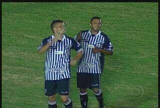Ipatinga perde mais uma na Série B - A quinta derrota consecutiva da equipe foi diante do Ceará, no Ipatingão, por 2 a 1.
