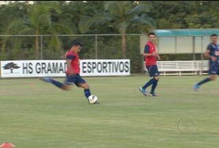 Cruzeiro se prepara para enfrentar o São Paulo - Time celeste não vence o São Paulo há sete temporadas.