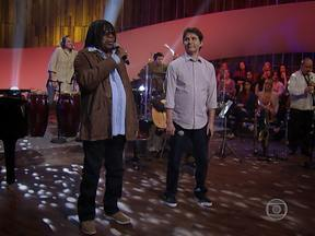 'Para Lennon & Mccartney' - Milton Nascimento e Lo Borges - Milton Nascimento e Lo Borges cantam a música 'Para Lennon & Mccartney'