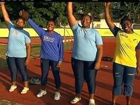 Troféu Brasil de Atletismo apresenta nova geração do arremesso de disco feminino - Elisangela Adriano é a inspiração para as jovens que praticam a modalidade.
