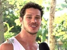 Vídeo Show News: José Loreto fala sobre o sucesso de Darkson, em Avenida Brasil - Ator diz que o publico está torcendo para seu personagem