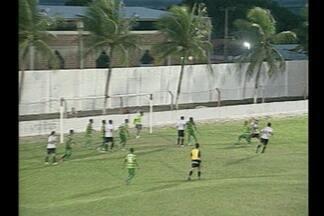 Miramar vence o Santa Cruz-PB na estreia da 2ª Divisão do Paraibano - Partida aconteceu no Estádio Teixeirão, em Santa Rita. Os gols do Miramar foram marcados por Ivscon (contra) e Milton. O Santa descontou com Dudu.