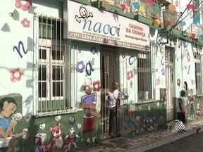 Entidade que atende crianças com câncer em Salvador passa por dificuldades - O Nacci foi fundado há quase 20 anos, mas está faltando até comida para os pequenos pacientes.