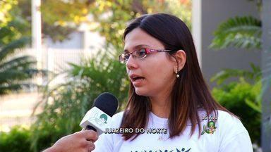 Sesc do Crato faz campanha para conscientizar os vendedores da feira livre - Confira os detalhes com o repórter Paulo Henrique Rodrigues.