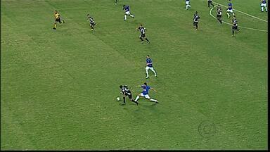 Cruzeiro é derrotado pela Ponte Preta e cai três posições na tabela do Brasileiro - Jogo foi no Estádio Independência, em BH.