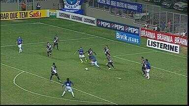 Cruzeiro perde a terceira em casa: 2 a 1 para a Ponte Preta - Volante Charles, vaiado pela torcida, e o goleiro Fábio, que falhou no segundo gol, foram os destaques negativos do time comandado por Celso Roth