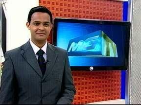Confira os destaques do MGTV 1ª edição em Divinópolis desta segunda (06) - Veja os destaques e notícias desta segunda-feira