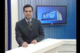 Veja os destaques do MGTV 1ª edição em Uberaba desta segunda (06) - Veja os destaques e notícias desta segunda-feira