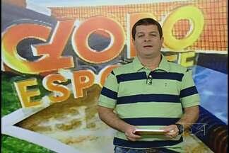 Globo Esporte MA 06-08-2012 - O Globo Esporte desta segunda feira destacou a goleada do Sampaio diante do Araguaína e a primeira rodada da fase final dos Jogos Escolares Maranhenses