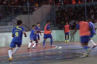 Garotada mostra talento na Copa Alemanha de futsal - Competição agita os meninos do bairro da Alemanha, em São Luís