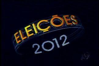 Confira a agenda dos candidatos à prefeitura das cidades do Cariri - CETV passa a acompanhar o dia a dia dos candidatos das maiores cidades do Ceará.