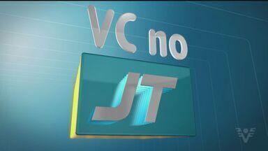 VC no JT: morador reclama de grama alta em bairro de São Vicente, SP - Companhia de Desenvolvimento de São Vicente afirma que mandar equipe para cortar grama do local.