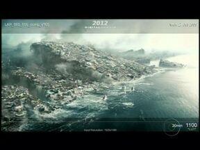 Os bastidores das filmagens de '2012' - Filme passará na Tela Quente