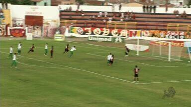 Guarany de Sobral perde para Luverdense por 1 a 0 - Veja os melhores momentos no vídeo.
