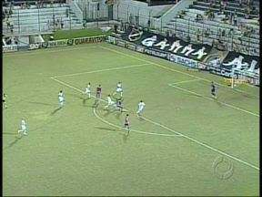 Paraná Clube se distancia do G4 - Derrota para o ABC deixa Tricolor a nove pontos do grupo dos quatro melhores da Série B