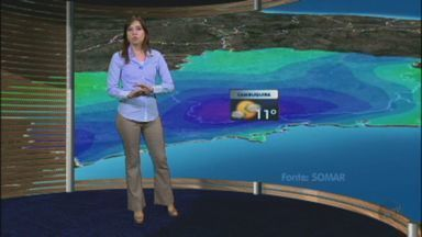 Confira a previsão do tempo no Sul de Minas - Confira a previsão do tempo no Sul de Minas para essa segunda-feira (6)