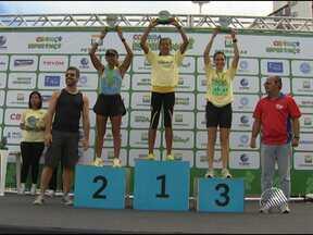 Giovanna Pereira vence Corrida e Caminhada Esperança em Salvador - A prova foi realizada no domingo e reuniu atletismo e solidariedade.