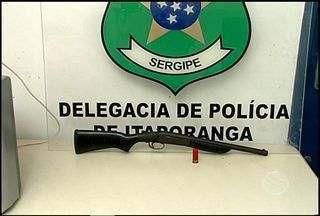 A violência em uma cidade da região metropolitana de Sergipe - Na delegacia da cidade já forma abertos 180 inquéritos para investigar os casos