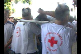 Começam inscrições para voluntário para atuar no Círio de Nazaré - Cruz vermelha e Defesa Civil inscrevem voluntários. Saiba como participar. Quem já demostrou solidariedade, garante que experiência é abençoada.