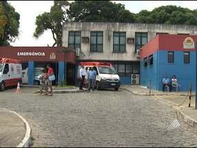 Moradores do bairro do Pau Miúdo reclamam da falta de um clínico em posto de saúde - Eles voltaram para casa sem ser atendidos. Segundo a secretaria municipal de Saúde, a médica do posto estava doente.
